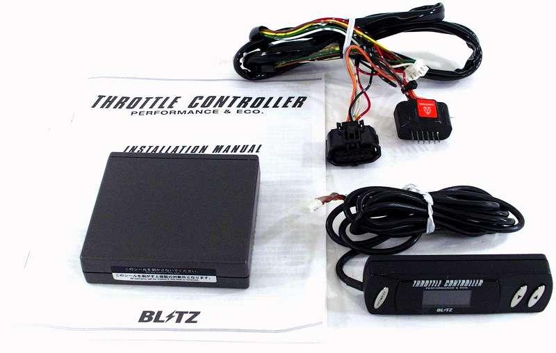 BLITZ Throttle controller Forester Legacy Impreza GRB BP5 BP9