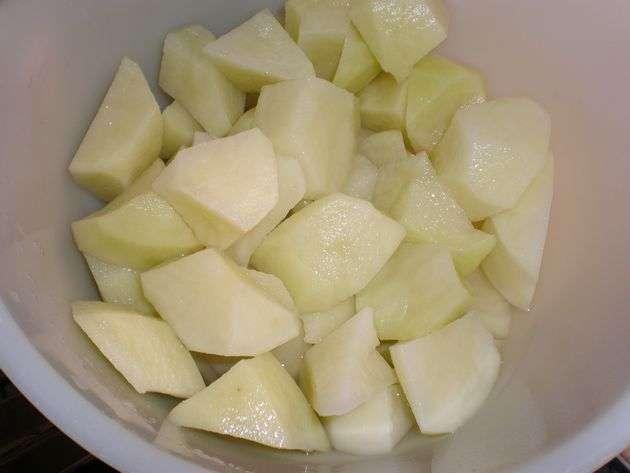 papastronchadas - ▷ Caldo de papas con fideos 🍲 🥔
