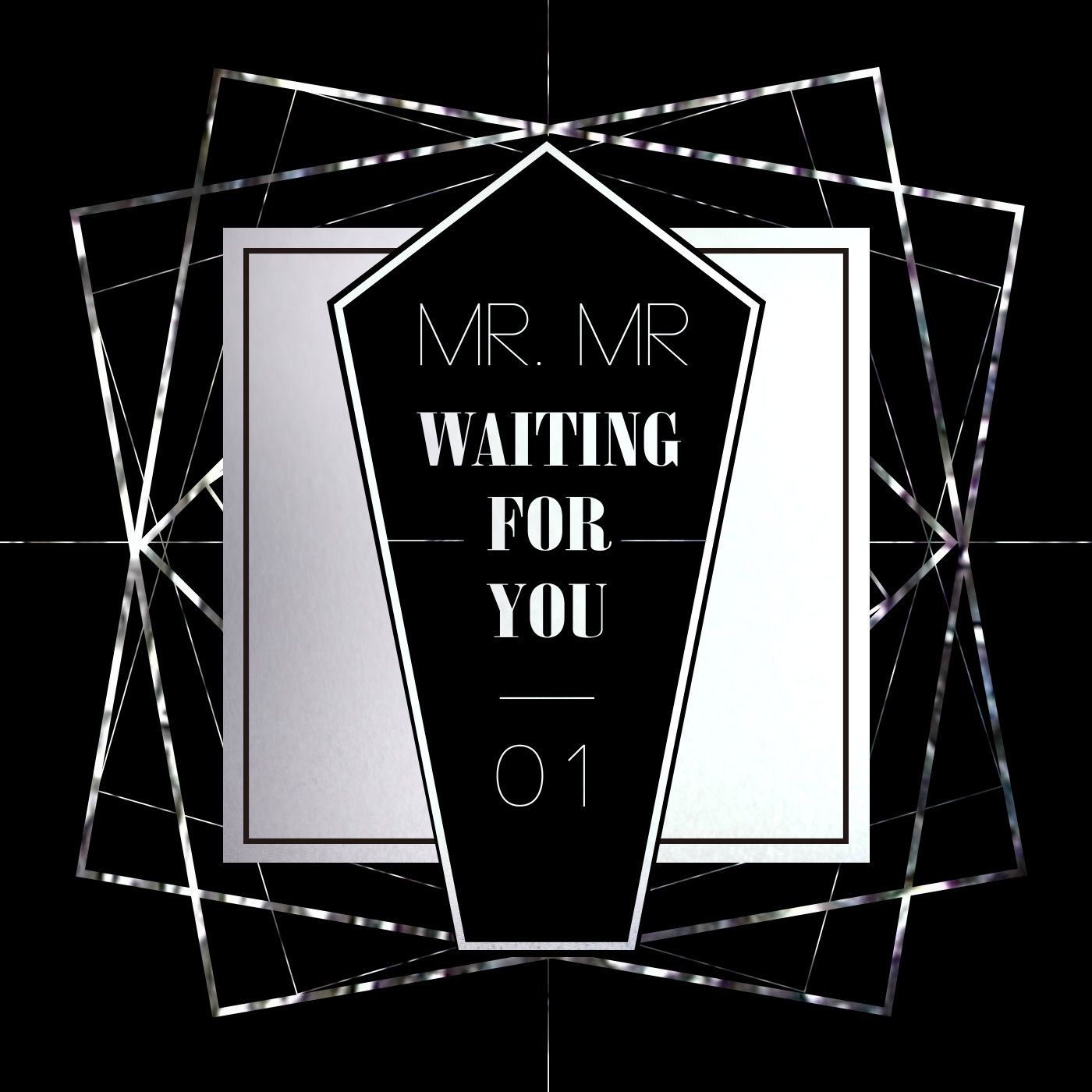[Mini Album] Mr.Mr - Waiting for You [1st Mini Album]