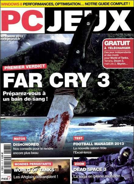 PC Jeux N°177 Décembre 2012