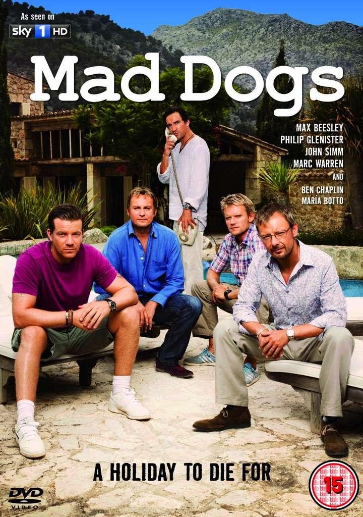 Mad Dogs S 1 3 DVDRip HAGGiS