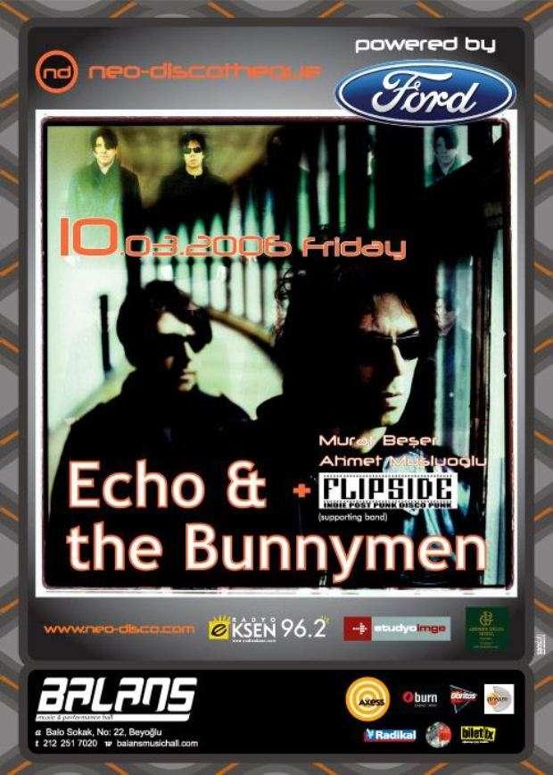 NeoDiscotheque Echo & The Bunnymen