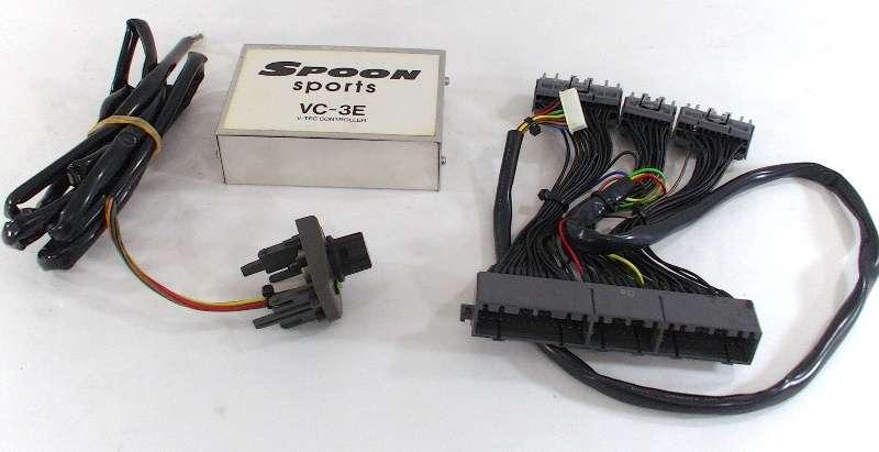 SPOON Vtec controller VC-3E+OBD1 Harness Civic DelSol Integra