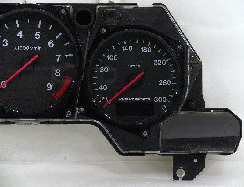 Knight sports 305km/h gauge cluster Mazda Fd3s Rx7 Rx-7