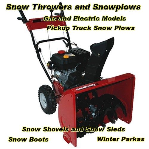 snowthrowers