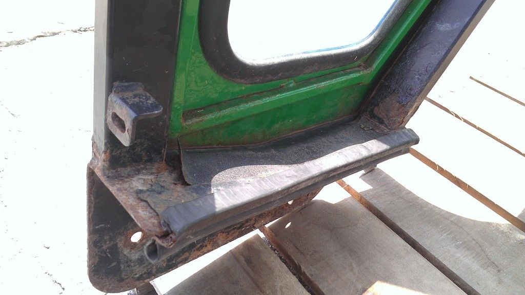 John Deere Curtis Cab Restoration Mytractorforum Com