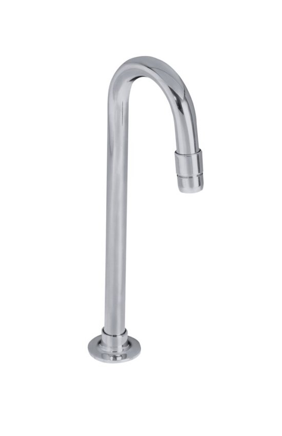 Bathroom Sink Flange Or Gasket Leaking: Kohler K-13770-CP Bathroom Sink Deck-mounted Gooseneck
