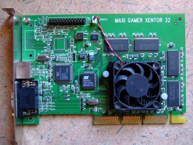 guillemot maxi gamer xentor 32 driver